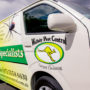 wallaby pest control van