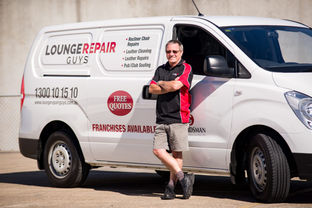 lounge repair guys van